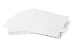 Ream of paper Royalty Free Stock Photos