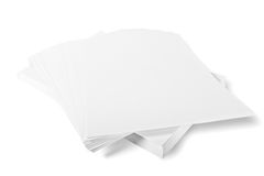 Ream of paper Royalty Free Stock Photo