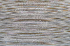 Reams of paper. For background Stock Image