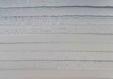 Reams of paper. For background Stock Photo