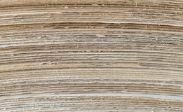 Reams of paper. For background Stock Images