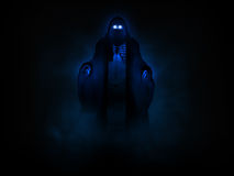 Reaper desagradável Foto de Stock