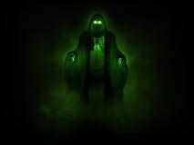 Reaper desagradável ilustração stock