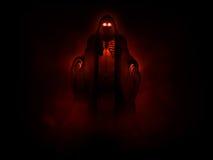 Reaper desagradável Foto de Stock Royalty Free