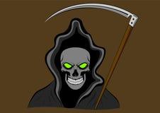 Reaper desagradável ilustração royalty free