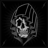 The Reaper. Old school Tattoo Style. Vector for Use vector illustration