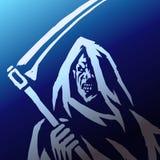 Reaper Phantom.  Vector Illustration. Stock Image
