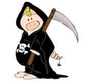 Reaper Pig. Stock Images