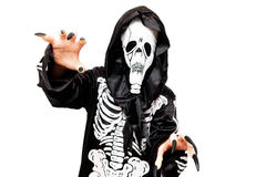 Reaper sinistre photo libre de droits
