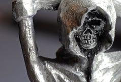 Reaper sinistre Image stock