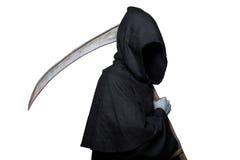 Reaper sinistre Veille de la toussaint death image libre de droits