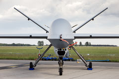 Reaper UAV drone Royalty Free Stock Photo