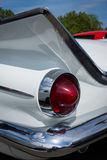The rear brake lights of the Buick LeSabre Royalty Free Stock Photography