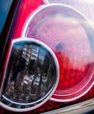 Rear car light Royalty Free Stock Image