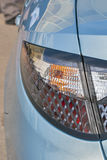 Rear car light closeup Royalty Free Stock Photography