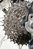 Rear cassette Royalty Free Stock Photos