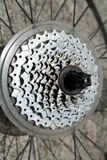 Rear cassette Royalty Free Stock Photography