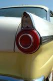 Rear Classic Car Stock Image