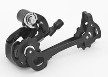Rear derailleur Stock Photo
