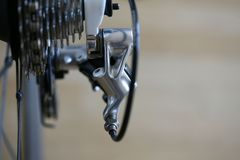 Rear Derailleur Stock Photography