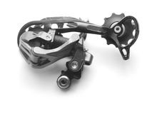 Rear derailleur Royalty Free Stock Images
