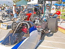 Rear Engine Dragster Royalty Free Stock Image