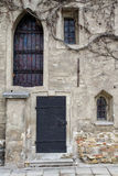 Rear entrance - St.Ruprechts church in Vienna. Austria Royalty Free Stock Image