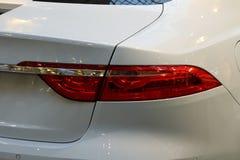 Rear headlight of a car stock photography