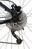 Rear hydraulic disk brake Royalty Free Stock Photos