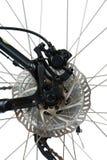 Rear hydraulic disk brake Royalty Free Stock Photo