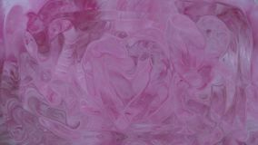Rear illustration of pink background abstraction barely visible Stock Photography