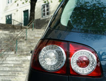 Rear lamp Stock Images