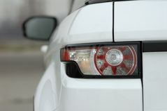 Rear light Stock Photos