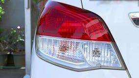 Rear light car