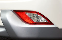 Rear light of a car Stock Photography