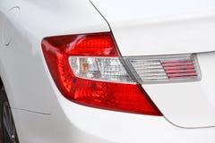 Rear light of a car. / part of car Royalty Free Stock Photos