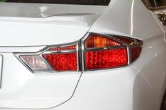 Rear light of a car. / part of car Stock Photos