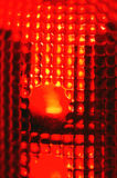 Rear light cover Royalty Free Stock Photo