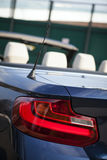 Rear light Royalty Free Stock Image