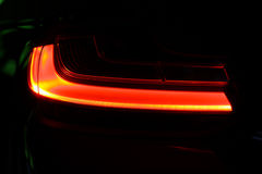 Rear light Royalty Free Stock Photography