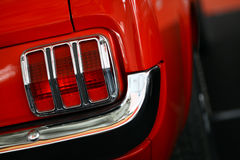 Rear light Stock Photography
