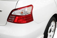 Rear lights Royalty Free Stock Images