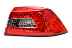 Rear lights Right Royalty Free Stock Images