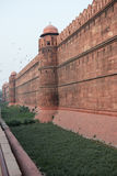 Rear Part of Red Fort Stock Photography