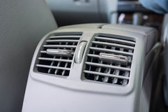Rear Passenger Air Vent Royalty Free Stock Photos