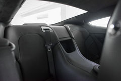 Rear seats Stock Photography