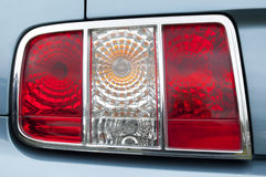 Rear tail lights Royalty Free Stock Photos
