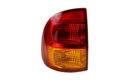 Rear taillight Royalty Free Stock Images
