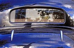 Rear view of the car Stock Photos