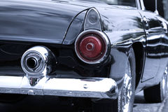 Rear view of classic car Royalty Free Stock Photography